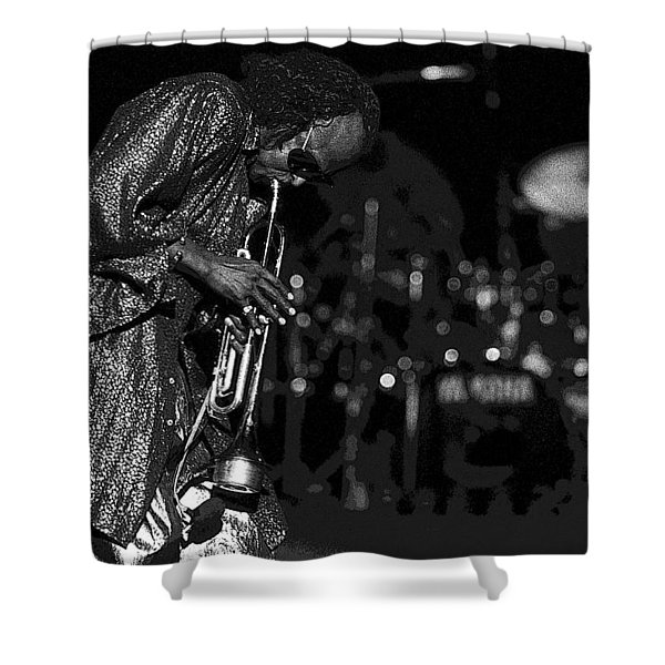 Miles Davis - The One Shower Curtain