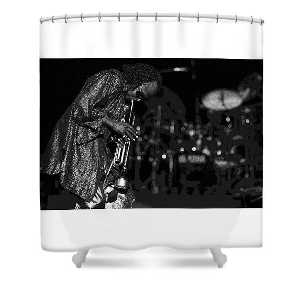 Miles Davis - The One Shower Curtain