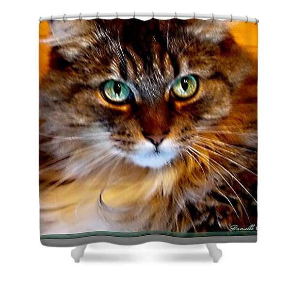 Molly Shower Curtain