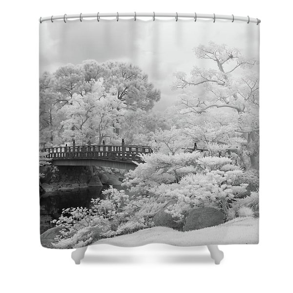 Morikami Japanese Gardens Shower Curtain
