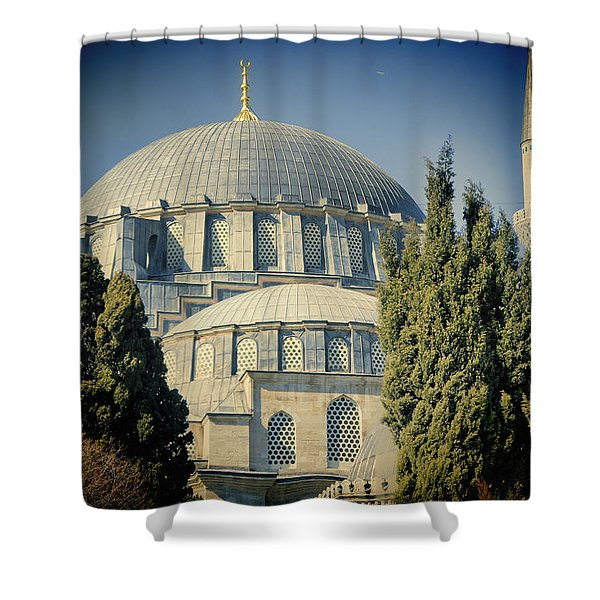 Mosque Magnificent Shower Curtain