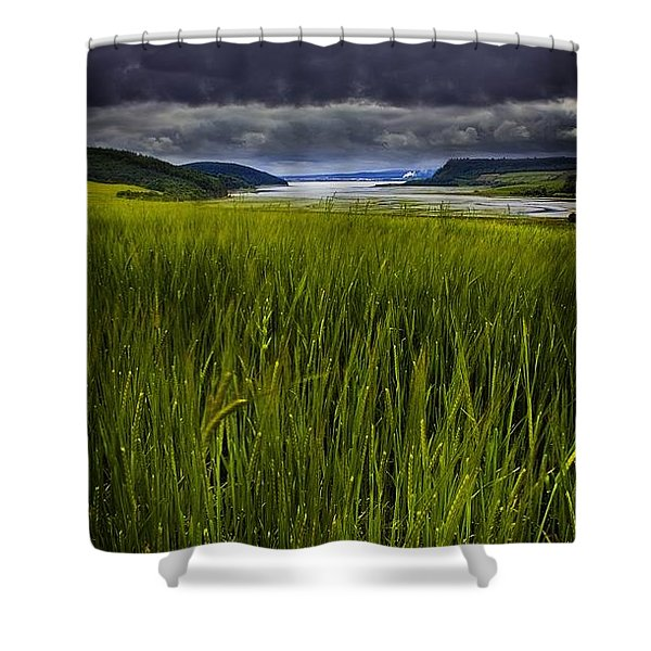 Munlochy Bay Shower Curtain