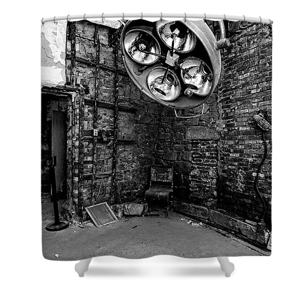 Operating Room Shower Curtains | Fine Art America
