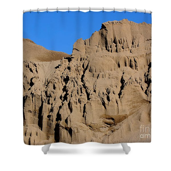 Patterns In The Sand No. 1 Shower Curtain