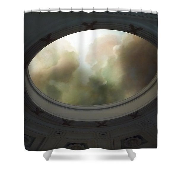 Portal To Heaven Shower Curtain