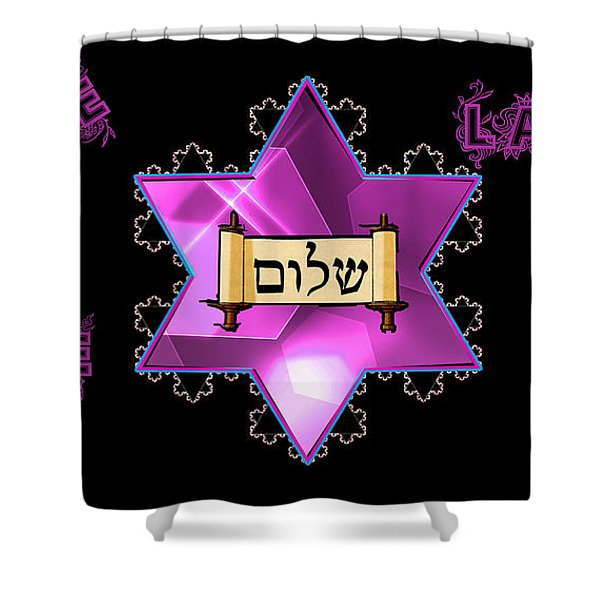 Prayers Shower Curtain