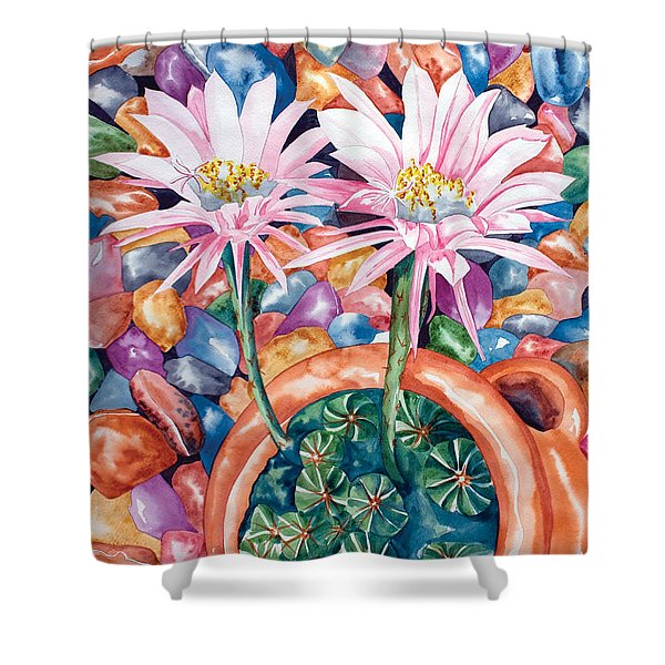 Queen Of The Night IIi Shower Curtain