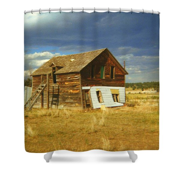 Ranch House Shower Curtain