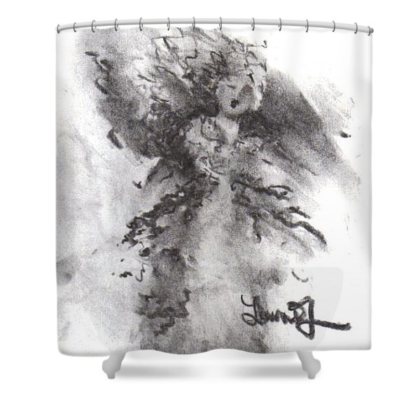 Rapture Of Peace Shower Curtain