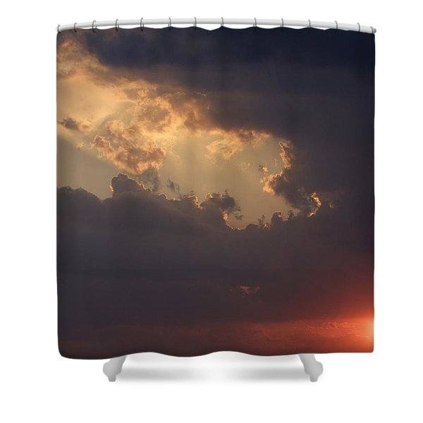 Reach For The Sky 5 Shower Curtain