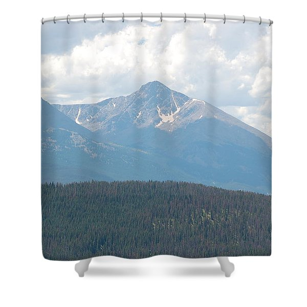 Rocky Mountain High Shower Curtain