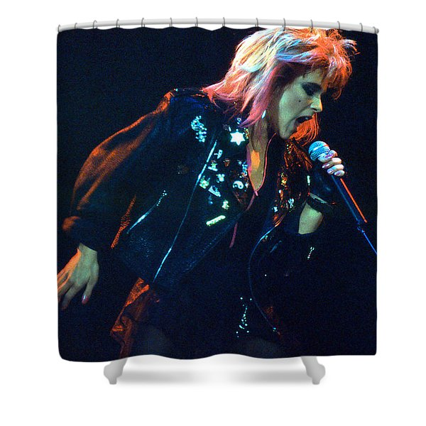 Samantha Fox Shower Curtain