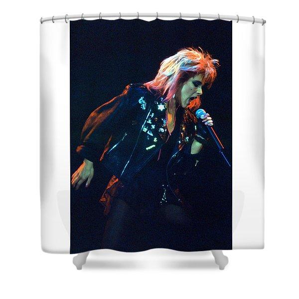 Samantha Fox Shower Curtain