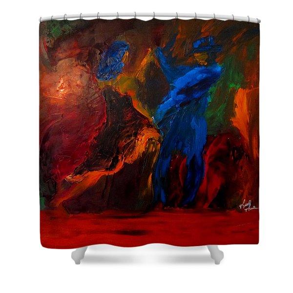Saticha Shower Curtain