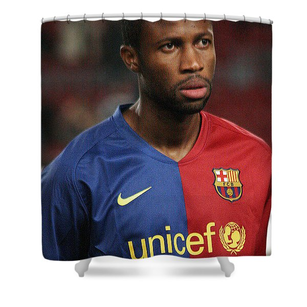 Shower Curtain featuring the photograph Seydou Keita by Agusti Pardo Rossello