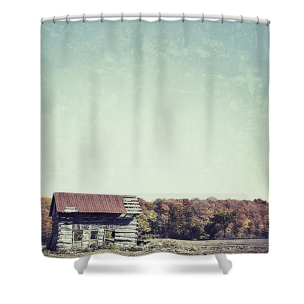 Shackn Up Shower Curtain
