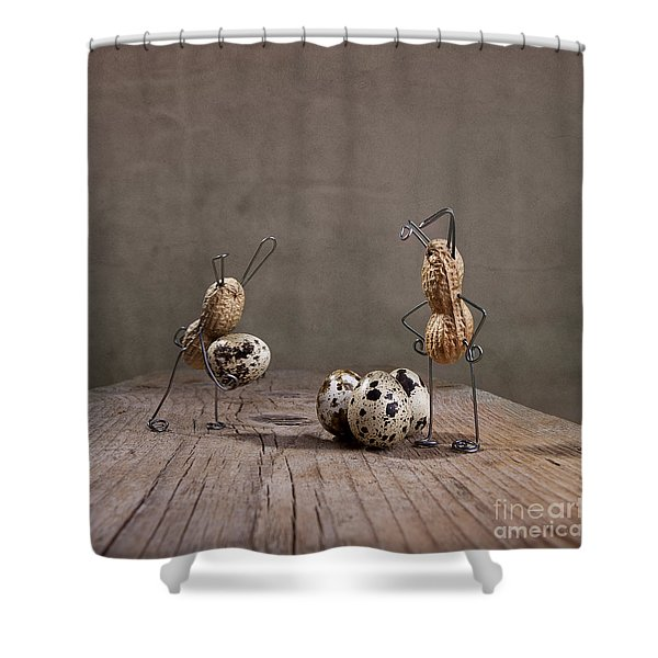 Simple Things Easter 02 Shower Curtain