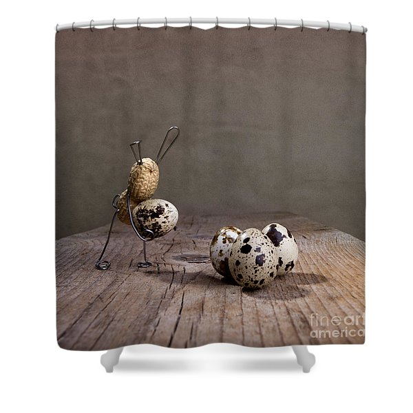 Simple Things Easter 03 Shower Curtain