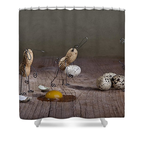 Simple Things Easter 04 Shower Curtain