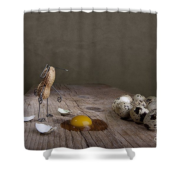 Simple Things Easter 05 Shower Curtain