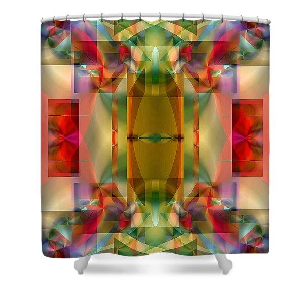 Soul Sanctuary 2 Shower Curtain
