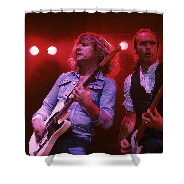 Status Quo Shower Curtain