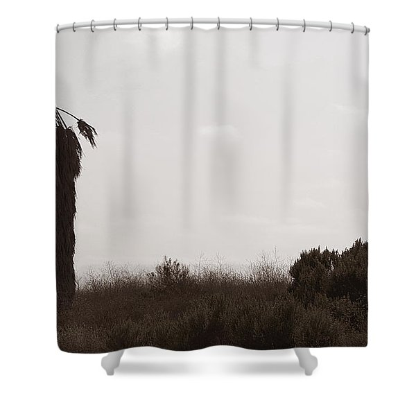 Shower Curtain featuring the photograph The Chief by Lorraine Devon Wilke