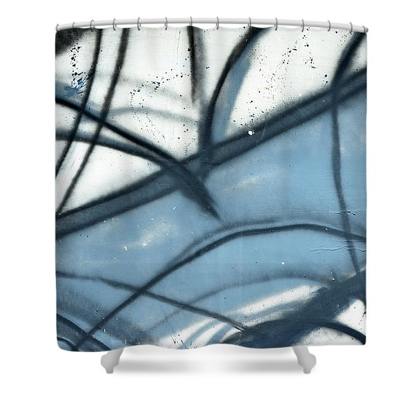 Verses Shower Curtain