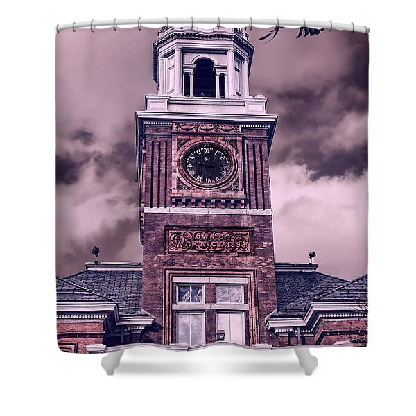 Warwick City Hall Shower Curtain