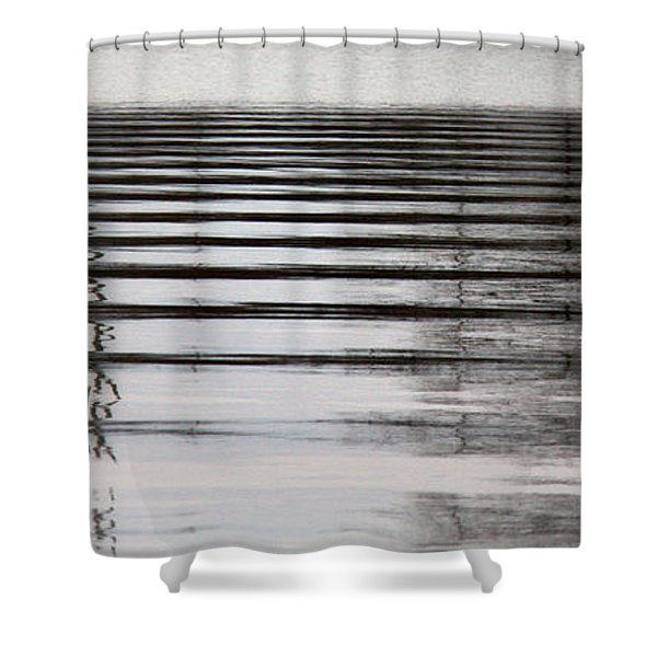 Waveless Shower Curtain
