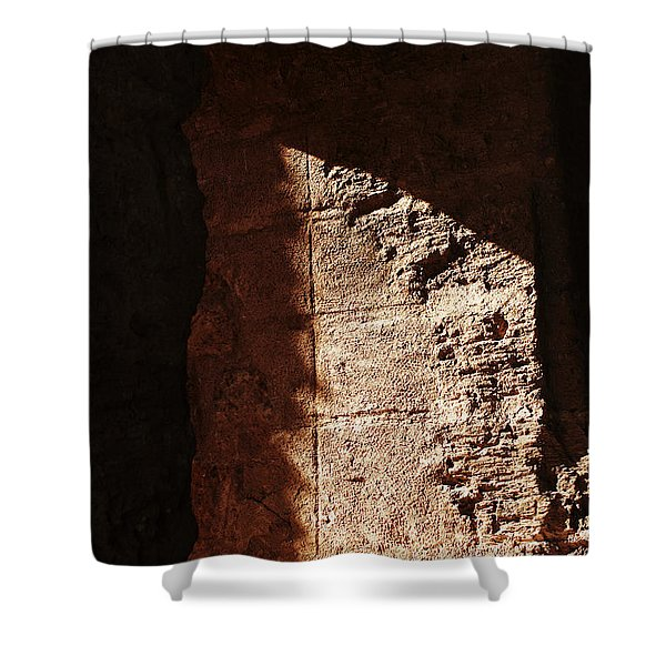 Window To The Shadows Shower Curtain