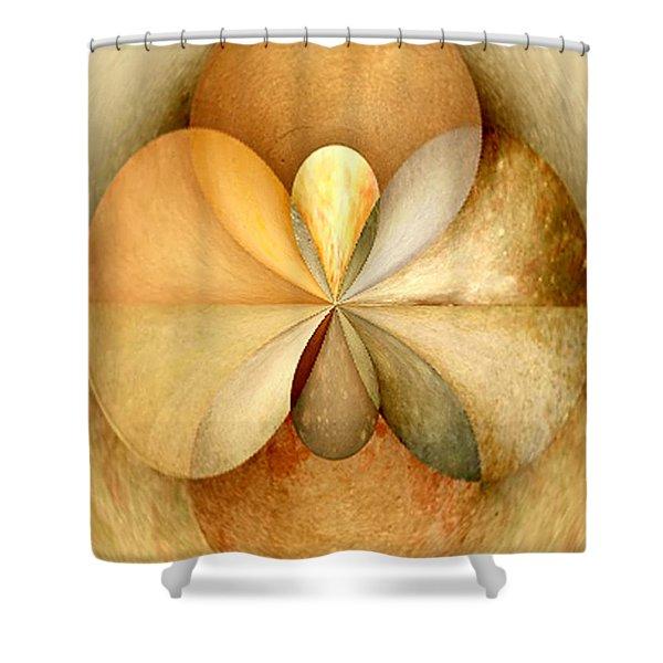 Wood Study 03 Shower Curtain