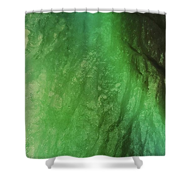 Cool Shower Curtain