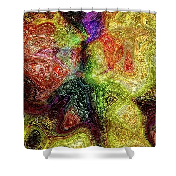 043016 Shower Curtain