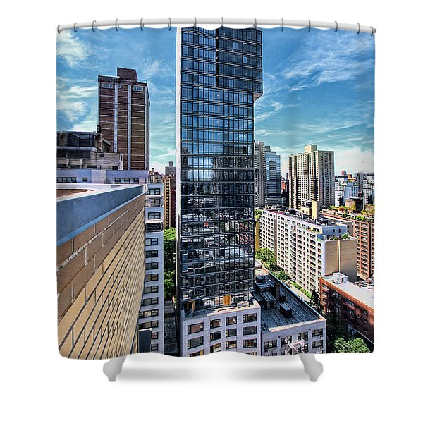 1355 1st Ave 5 Shower Curtain
