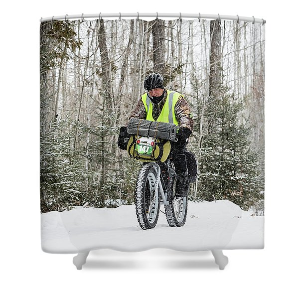 2520 Shower Curtain