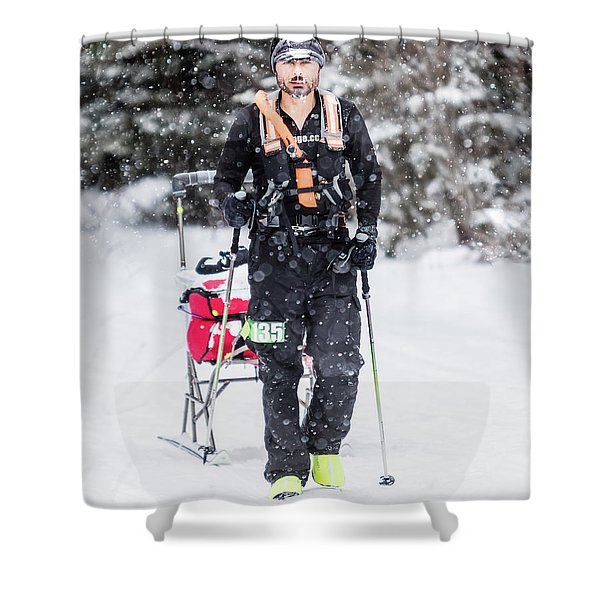 2627 Shower Curtain