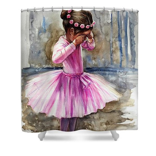 After The Rehearsal Shower Curtain