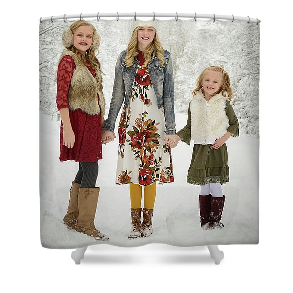Alison's Family Shower Curtain
