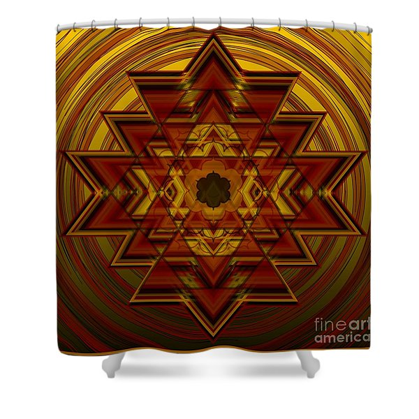 Animus 2012 Shower Curtain