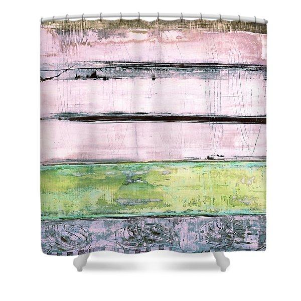 Art Print Sierra 5 Shower Curtain