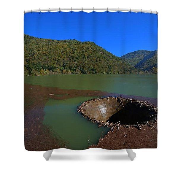 Autunno In Liguria - Autumn In Liguria 1 Shower Curtain
