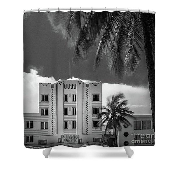 Beacon Hotel Miami Shower Curtain