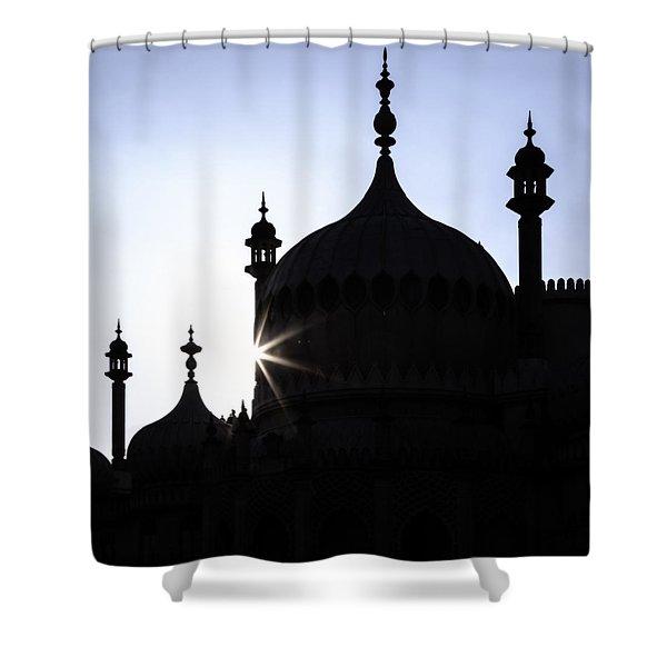 Brighton Pavilion Shower Curtain