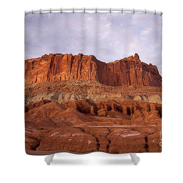 Capital Reef National Park Shower Curtain