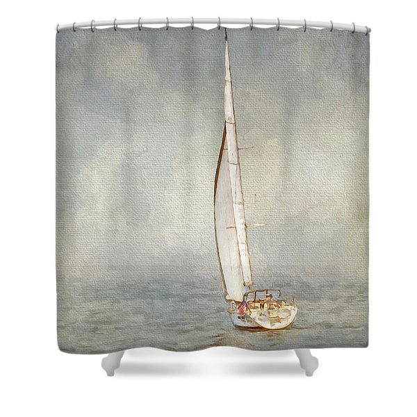 Carpe Diem Shower Curtain