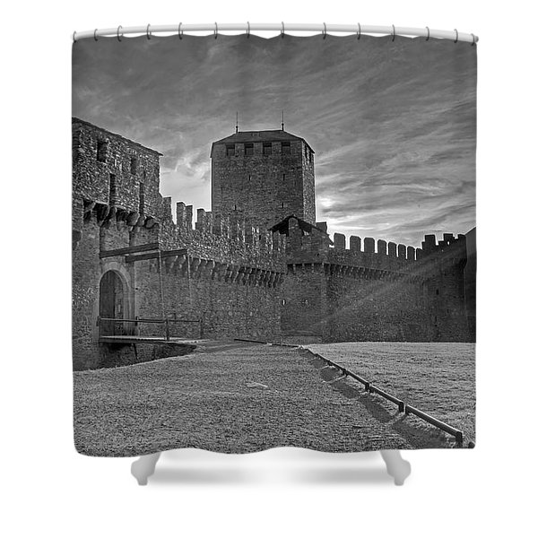 Castle Shower Curtain