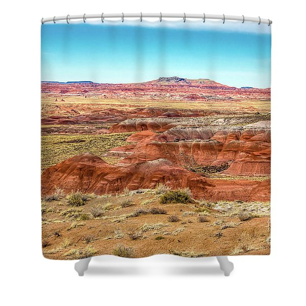 Colors Of The Southwest Shower Curtain