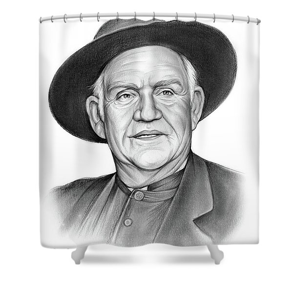 Dabbs Greer Shower Curtain