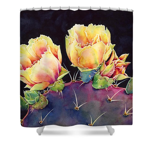 Desert Bloom 2 Shower Curtain